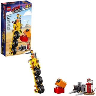 Lego Lego La Película 2 Triciclo De Emmet 174 Pcs 70823