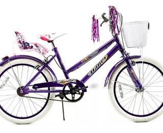 Bicicleta Halley Rodado 20(muy Poco Uso) Impecable!!!