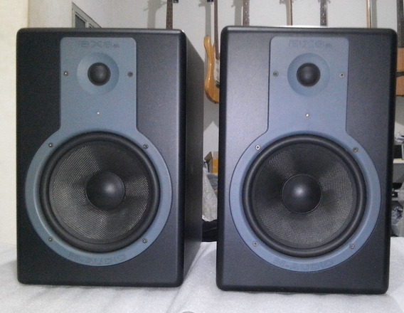 Monitor M Audio Bx 8 Par Ativo 150 Rms Cada M-audio Bx8