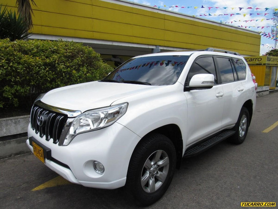Toyota Prado Tx-l 3.0 Diésel Automática 7 Puestos 4x4