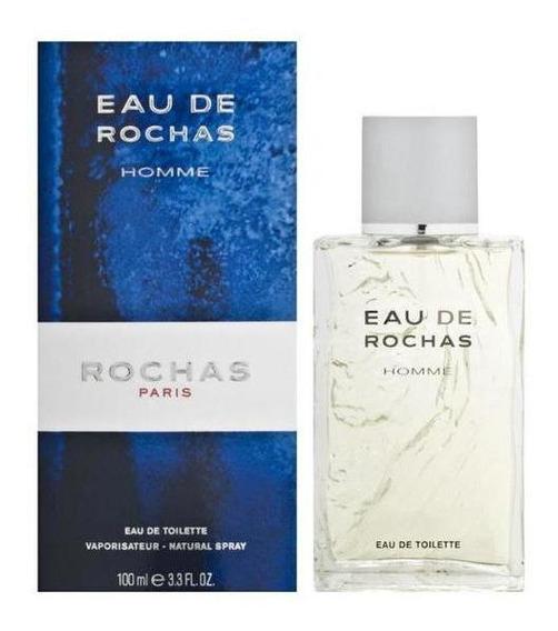 Perfume Eau De Rochas Homme Edt M 100ml