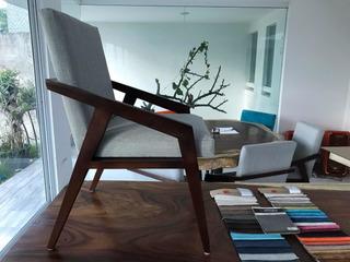 Silla Parota Contemporánea Moderna Diseño