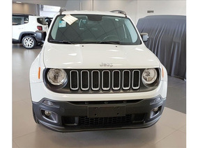 Jeep Renegade 1.8 Sport Manual 17/18 $75900k