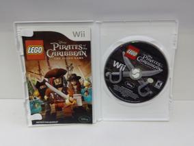 Lego Pirata Caribe Nintendo Wii Original