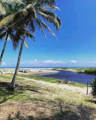 Casa En Venta En Casitas Veracruz Con Vista A La Playa Y Terreno Amplio