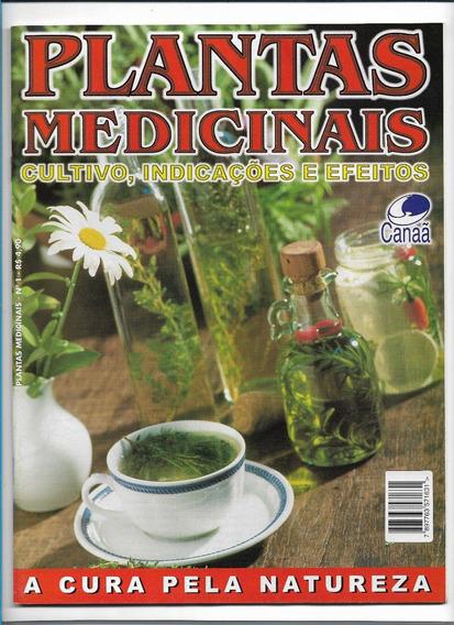 Plantas Medicinais Revista Cultivo Indicações Efeitos Ed 1
