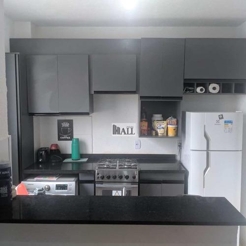 Imagem 1 de 15 de Apartamento À Venda No Rios Di Itália Com 2 Quartos - V8000