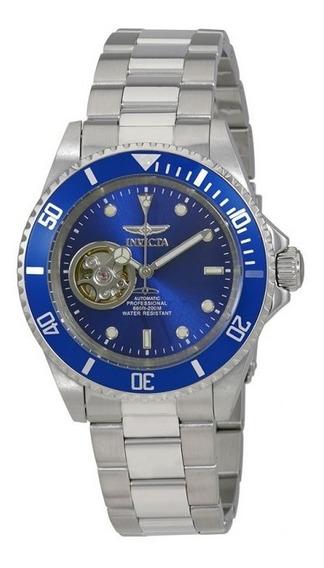 Relógio Invicta Pro Diver Automatic Blue Dial