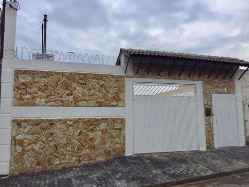 Imagem 1 de 6 de Casa Sobrado Condomínio Em Vila Paranaguá  -  São Paulo - 258