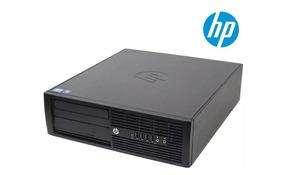 Cpu Desktop Hp Compaq Pro 4300 I7 3ª 16gb Ssd240gb Rw Wifi