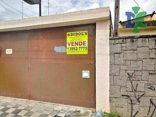Imagem 1 de 18 de Financia Pelo Santander Casa/escritório Comercial Com 2 Dormitórios À Venda, 94 M² Por R$ 250.000 - Ca0636