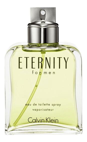Calvin Klein Eternity For Men - Edt 50ml Beleza Na Web