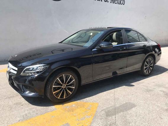 Mercedes-benz Clase C 2019 4p C 200 Exclusive L4/1.5/aut