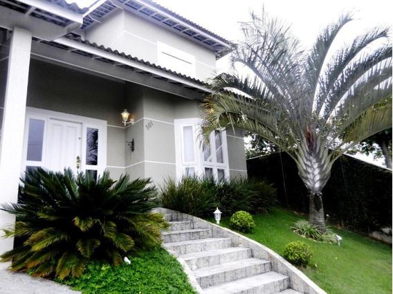 Casa Residencial À Venda, Monterey Ville, Mogi Das Cruzes. - Ca0403
