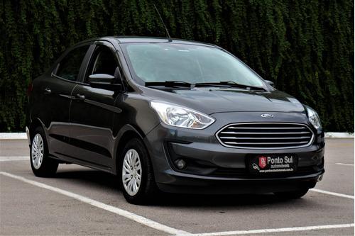 Ford Ka Sedan 1.0 Flex Mec