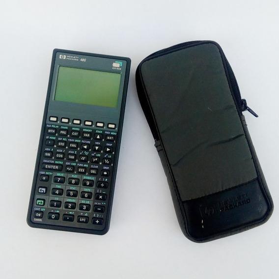 Calculadora Científica Graficadora Moelo Hp 48g Como Nueva
