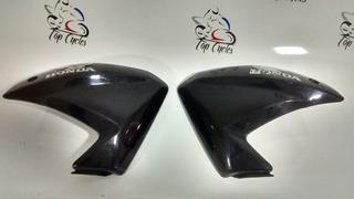 Par Carenagem Aba Tanque Honda Cg Fan 150 Original (6548)