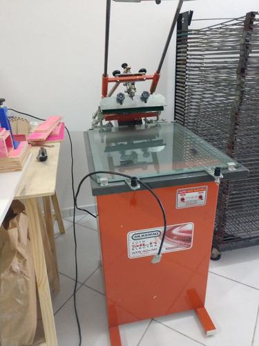 Silksmaq Ats. 40x30 Plana Automática