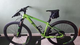 Bicicleta Cube Reaction Pro