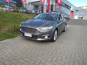 Ford Fusion Ecoboost 2.0 2015
