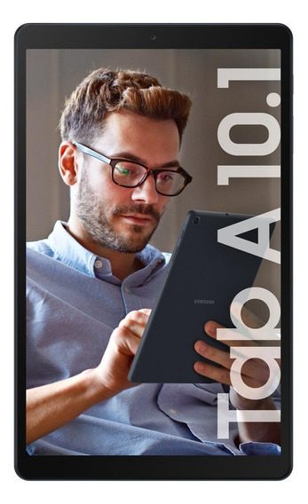 "Tablet Samsung Galaxy Tab A 2019 SM-T510 10.1"" 32GB silver com memória RAM 2GB"