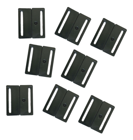 Paquete De 100 Antiahorcamiento Para Portagafete 25mm