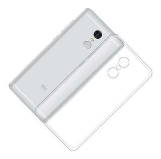 Capinha Case Silicone Xiaomi Redmi Note 4