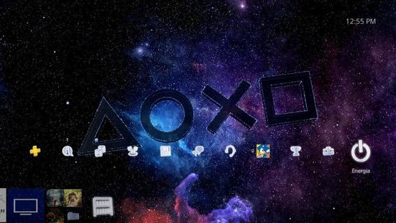 Código Tema Dinámico Symbols E3 2018 - Playstation 4 / Ps4