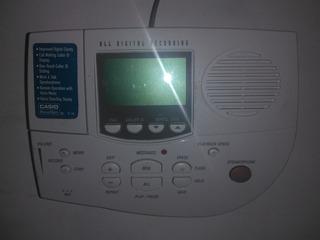 Contestadora Para Teléfono, Casio Ta-140
