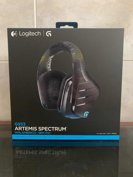 Fone Logitech G933