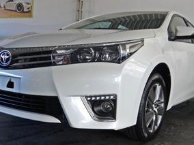 Toyota Corolla 1.8 Gli Upper Flex. Branco 2016/17