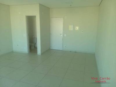 Sala Para Alugar, 40 M² Por R$ 1.300/mês - Vila Carrão - São Paulo/sp - Sa0029