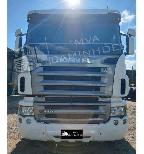 Imagem 1 de 15 de Caminhão Scania G420 - 6x2 T