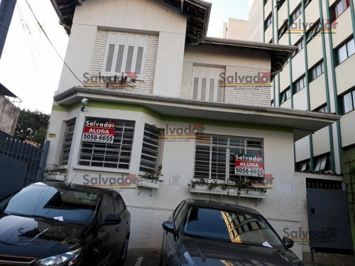 Casa Comercial Em Vila Mariana  -  São Paulo - 7839