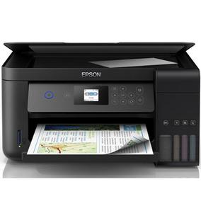 Impressora Epson L4160 + Tintas Originais Epson