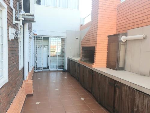 Excelente Planta 2dorm, 2baños ,garage Y Parrillero .