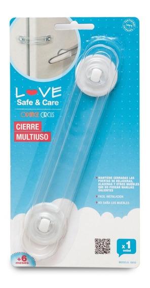 Traba Puerta Multiuso Love 8850 Seguridad Bebe Tienda Love