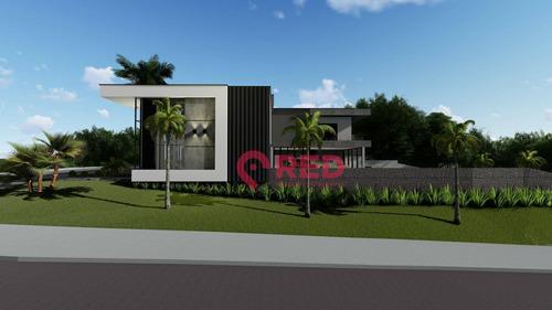 Casa Com 4 Dormitórios À Venda, 519 M² Por R$ 4.500.000,00 - Condomínio Saint Patrick - Sorocaba/sp - Ca0363