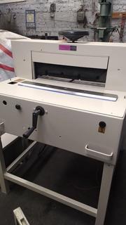 Guillotina Semi Automatica Triumph Imprenta