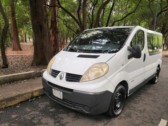 Renault Trafic 2008, Pasajeros, Airbag, Manual, Diesel, Abs