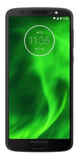 Smartphone Motorola Moto G6 64gb 3gb Octacore 1.8ghz 5.7 Cam 12mp+5mp 8mp Android 8.0 Preto
