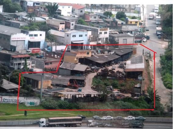 Terreno Comercial Para Locação, Jardim Cumbica, Guarulhos - Te0280. - Te0280