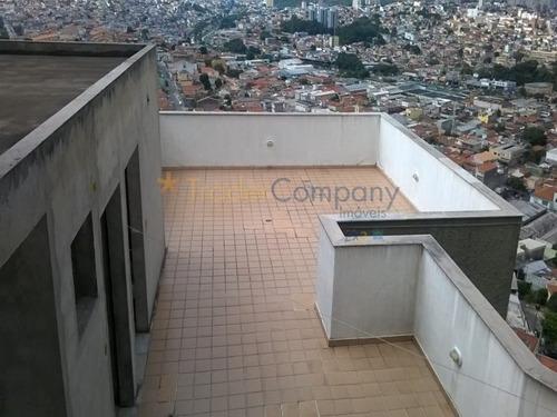 Freguesia Do Ó Cobertura Duplex 170,00m² 3 Dormitórios/suite 2 Vagas R$990.000,00 Avaliamos Permutas - Ap01301