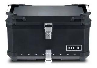 Maleta Top Case Kohl 60 Lts Universal Para Moto Bmw