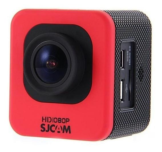 Câmera Filmadora Sjcam M10 Estilo Gopro Action Cam Wifi 12mp