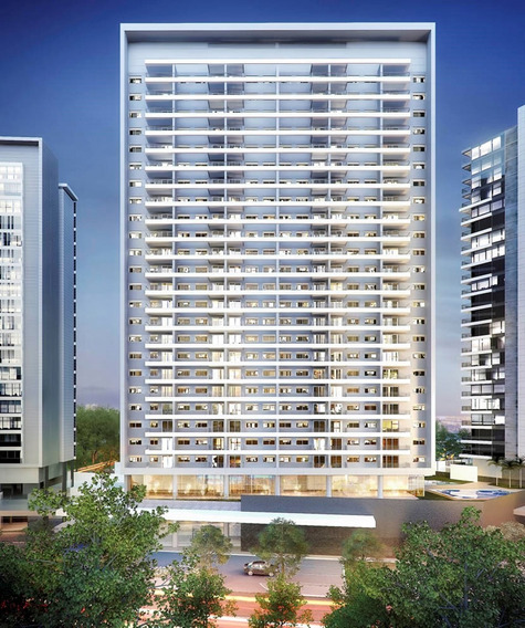 Apartamento Residencial Para Venda, Várzea Da Barra Funda, São Paulo - Ap4455. - Ap4455-inc