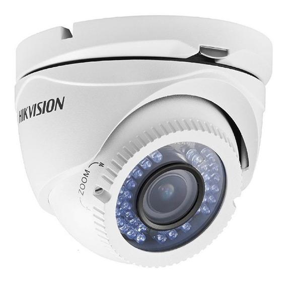Cámara Hikvision Domo (turret) Vari-focal 720p(1mp)