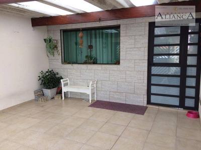 Casa 2 Dormitórios À Venda, R$ 500.000 - Assunção - São Bernardo Do Campo/sp - Ca0244