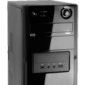 Pc Simples Intel Core 2 Duo 4gb 320gb + Ssd 240 - Promoção!