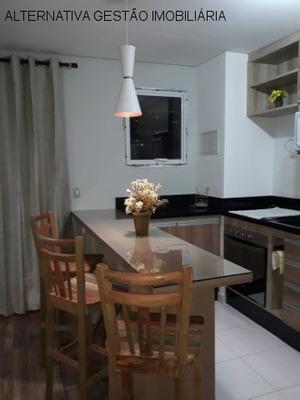 Apartamento Residencial Em São Paulo - Sp, Brooklin Paulista - Apl2510